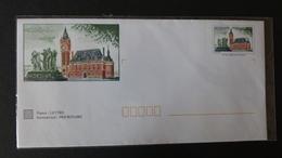 Entier-PAP-Enveloppe Illustrée-Calais-neuve Sous Blister - Entiers Postaux