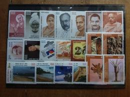 INDIA - Lotticino 20 Francobolli Differenti Anni 1997 - Nuovi ** + Spese Postali - India