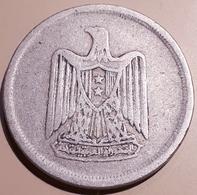 EGYPTE; 10 Milliemes  1958 / 1377 Ref N - Egypte