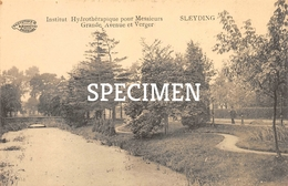 Institut Hydrothérapique Pour Messieurs - Grande Avenue Et Verger - Sleidinge - Evergem