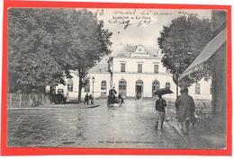 61 ALENCON - La Gare - Extérieur - Animée - Alencon
