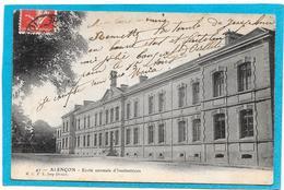 61 ALENCON - Ecole Normale D'instituteurs - Alencon