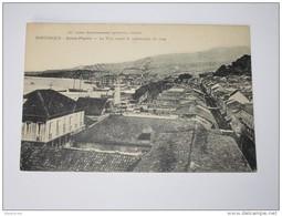 Refboite85 * ( Vente Directe )    Martinique  Saint Pierre La Ville Avant La Catastrophe De 1902 - Autres