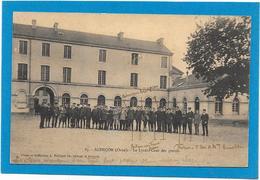 61 ALENCON - Le Lycée, Cour Des Grands - Animée - Alencon