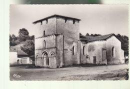CP - 16 - Vitrac-Saint-Vincent - Eglise - France