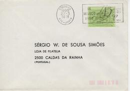 Portugal , 1990 , Mechanical Postmark  45 ANOS YEARS TAP AIR PORTUGAL - Postmark Collection
