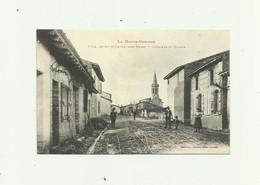 31 - SAINT HILAIRE - Prés Muret Interieur Du Village Animé Bon état - Autres Communes