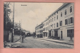 OUDE POSTKAART - ZWITSERLAND - SCHWEIZ - GRENCHEN - 1911 - SO Solothurn