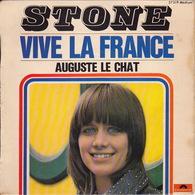STONE - EP - 45T - Disque Vinyle - Vive La France - 27319 - Discos De Vinilo