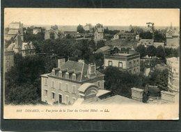 CPA - DINARD - Vue Prise De La Tour Du Crystal Hôtel - Dinard
