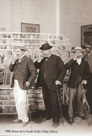 CARTE POSTALE 10CM/15CM (C) DES EDITIONS ATLAS PHOTO ROGER VIOLLET 1900 LA SOURCE DE LA GRANDE GRILLE VICHY ALLIER (03) - Vichy