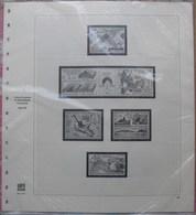 SAFE/I.D. - Jeu T.A.A.F. 1987 - Pré-Imprimés