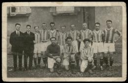 •• NEW ••  FOLA ESCH  Football  Luxemburg Luxembourg Vers 1924 - Hamilius Ginter - Esch-sur-Alzette