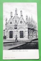 Cartolina - Chiesa Di S. Maria Della Spina - 1900 Ca. - Pisa