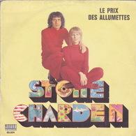 STONE ERIC CHARDEN - SP - 45T - Disque Vinyle - Le Prix Des Allumettes - 89004 - Discos De Vinilo
