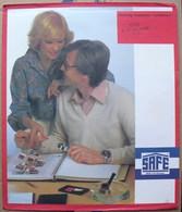 SAFE/I.D. - Jeu T.A.A.F. 1990 - Pré-Imprimés