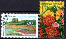 France - 1994 - Salon Du Timbre  - N° 2909/2910 - Issus Du Bloc 16 - Oblit - Used - France