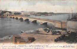 Bayonne (64) - Le Pont Saint Esprit Et Le Port - Bayonne