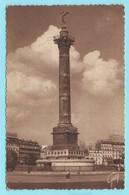 1430 - FRANKRIJK - FRANCE - PARIJS - PLACE DE LA BASTILLE - Ile-de-France