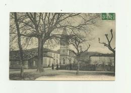 31 - COUEILLES - L'église Et La Place Animée Bon état - Otros Municipios