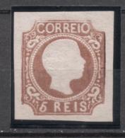 Portugal, 1856/8, # 10 - II, MNG - 1855-1858 : D.Pedro V