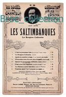Les Saltimbanques, La Bergère Colinette, Louis Ganne, Maurice Ordonneau, Partition Chant - Chant Soliste