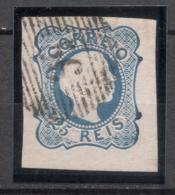 Portugal, 1855/6, # 6 - I, Used - 1855-1858 : D.Pedro V