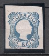 Portugal, 1855/6, # 6 - I, MH - 1855-1858 : D.Pedro V