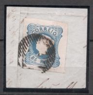 Portugal, 1853, # 2 - I, Used - 1853 : D.Maria