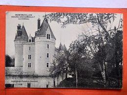 CPA (86) Montmorillon. Bourg Archambault. Le Château.  (O+1.010) - Montmorillon