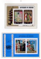 Burundi 1970, Expo D'Osaka, O.N.U. , 373 / 379**+ Nd, PA 178 / 181**+ Nd + BF 39-39A-40-40A, Cote 31,75 €, - Burundi