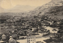 Friuli - Udine - Tarvisio Panorama Sullo Sfondo Il Monte Raut M.2641 - - Udine