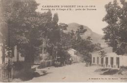 Macedoine  Doiran  1917 Campagne D' Orient - Macédoine