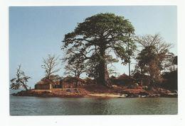 Afrique Guiné Bissau Archipel Bijagos Village De Pecheurs Sur Ile De Rubane - Guinea-Bissau