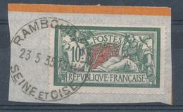 N°207 BEAU CACHET A DATE. - 1900-27 Merson