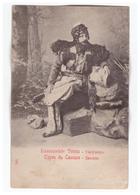 Types De Caucase,Sasoune,old PC - Russie