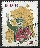 1963 - DDR - Michel 995 - Y&T 700 [Jurij Alekse'evič Gagarin] + BERLIN - Gebruikt