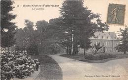 SAINT NICOLAS D'ALIERMONT - Le Château - France