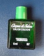 Miniature De Parfum -  Acqua Di Selva De Victor  --réf, P04 - Miniaturas Modernas (desde 1961)