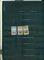 CANADA J.O. MONTREAL III 3 VAL NEUFS A PARTIR DE 0.60 EUROS - 1952-.... Règne D'Elizabeth II
