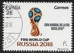 2018-ED. 5231 COMPLETA - Copa Mundial DE Fútbol De La Fifa Rusia 2018-USADO- - 2011-... Gebraucht