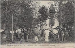 60 Villers Sur  There Environs De Beauvais  Procession De Saint Mathurin - Other Municipalities