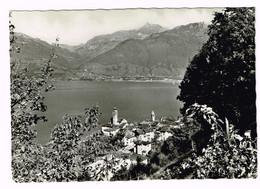 V5126 Vira Gambarogno - Lago Maggiore - Panorama / Viaggiata 1963 - TI Tessin