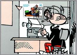 COMIC ESPAÑOL - EL REPORTER TRIBULETE. Madrid 1996 - Comics