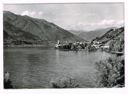 V5127 Vira Gambarogno - Lago Maggiore - Panorama / Viaggiata 1961 - TI Tessin