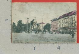 CARTOLINA VG BELGIO - BRUXELLES - Porte De Namur - 9 X 14 - 19?? - Monumenti, Edifici