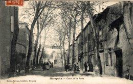 14180     MIREPOIX    COURS DE LA POSTE - Mirepoix