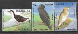 BANGLADESH STAMPS BLOCK OF FOUR MNH BIRDS OF BANGLADESH - Bangladesh