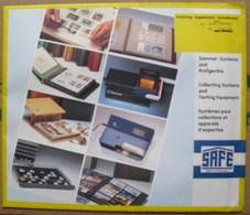 SAFE/I.D. - Jeu MONACO 1991 - Pré-Imprimés