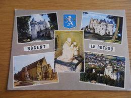 EURE ET LOIR - NOGENT LE ROTROU - N°101 - Multivues - Nogent Le Rotrou